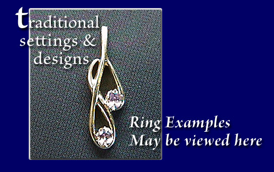 Steve Blank Untarnished Jewelry - Traditional designs